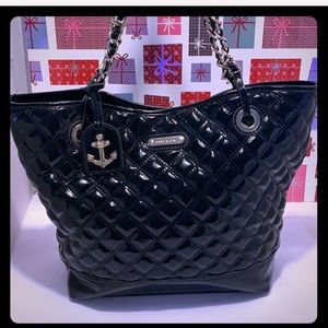 Anne Klein Bags - NWOT  Ann Klein Black Quilted Tote/Shoulder Bag.